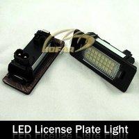 LED License Plate Light Lamp for BMW E82/E88, E90/E91/E92/E93/E46, E39/E60/E61, 70/E71