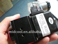 "WVO SVO solenoid valve DC12 volt 1/2"" NPT"