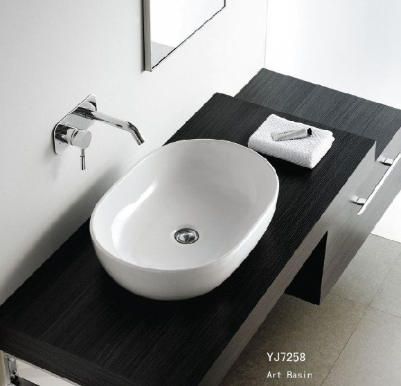 Modern design basin bathroom basins wash basins vessel basin in bathroom sinks from home - Designer bathroom sinks basins ...