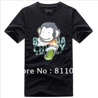 2012 new Slim round neck short-sleeved men T shirt