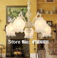 classic lamp chandeliers for living room E27/E26 lampholder CE&RoHS GS BS CUL glass shade lamps