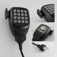 Guaranteed 100% TK-868G Speaker Mic KMC-32 for  car two way radio with 8pin RJ45 +Free shipping