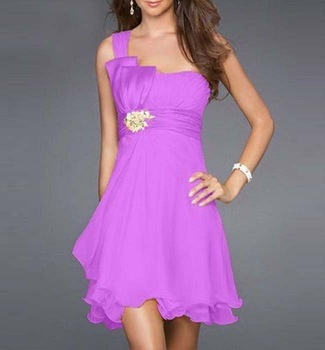 Elegant Sexy Evening Party Dress Bridesmaid Ball Gown   Cocktail dress new style lady dress