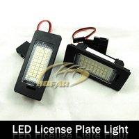 LED License Plate Light Lamp for Audi A4 A5 TT Q5 VW Passat