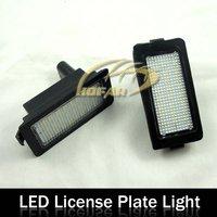 LED License Plate Light Lamp for BMW E38