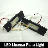 LED License Plate Light Lamp for BMW E81 E87 E63 E64 E85 E86