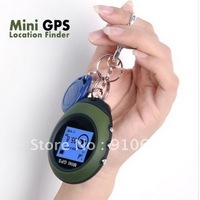 Handheld Keychain Mini GPS PG03 Navigation USB Rechargeable For Outdoor Sport Travel