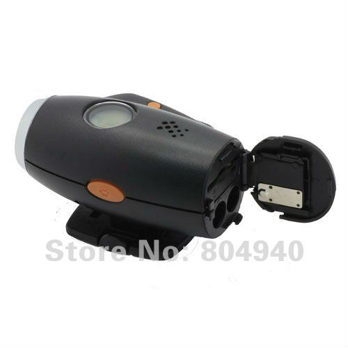 FreeShipping T18B Mini DV Sports Camcorder Cam 640*480@30FPS Action Camera(China (Mainland))