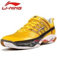 Men Badminton Shoes Lining National Team Tournament Professional Shoes Li-ning AYAG007