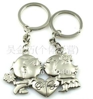Hot sale Free shipping Alloy Key chain/King holder/Key ring  kc179