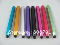20pcs Capacity Screen Stylus Pen High Sensitive Ultra-soft tip anti-scrach Metal Material Mutil Color for iphone ipad Hot Sell