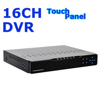 16 CH Standalone H.264 480FPS CCTV Surveillance Security Network DVR System