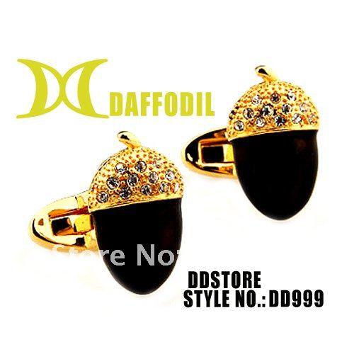 Elegant mens fashion jewelry shirts studs cuff button for French cuff shirts Novelty cufflinks 5pairs/lot DD999(China (Mainland))
