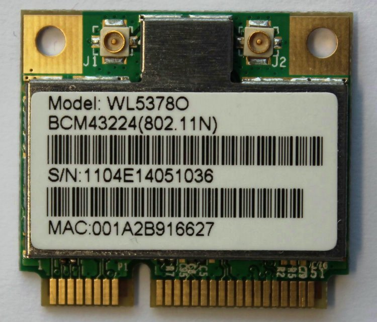 descargar broadcom 802.11n wireless network adapter