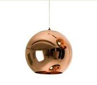 New Modern Gold/Copper Glass Ball Ceiling Light Pendant Lamp Lighting (40cm)+free shipping