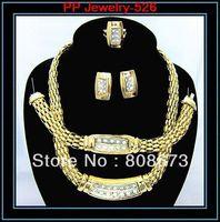 Ювелирный набор PP Jewelry 24K 100% 406