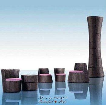 Top Sale Outdoor Garden PE Rattan Furniture,YSF-N101,OEM