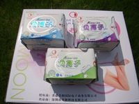 Winalite Lovemoon Anion Sanitary sanitary, towels,19packs/lot : free shipping
