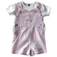 Джинсы для девочек Retail Baby Clothing cvc cottons PP pants top quality trousers 3 size available
