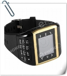unlocked phone cheap watch Q5 Q8 1.33 inch QVGA TFT touch screen Bluetooth fashion wrist mobile cell phone free shipping(China (Mainland))