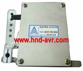 External Electronic Actuator Generator Automatic Controller ADB ADC120-24V