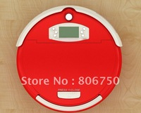 Free Shipping For Russian Buyer/ Smart Vacuum Cleaner +Moping Function+Remote Controller+The Largest  Dust Bin 1L