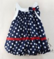 2012 New Baby Dress AMISSA Girls Dress Baby Clothes, Kids clothes/Girl clothing,infant dress,Free Shipping,3sizes,5pcs/lot