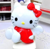 Red  hello kitty with wing flatback resin accessories handmade diy Jewellery supplies