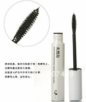 professional make up BLACK Lengthening Waterproof Mascara Cream BEAUTIFUL womean sexy eye Lashes