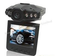 "Car DVR , Car Black Box with HD 720P + 2.5"" Screen + 140 Degrees Wide Angle + HDMI + 6 IR lights"