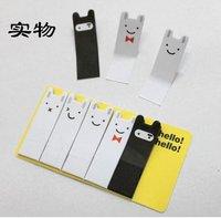 Блокнот для заметок New Rilakkuma stripe sticker book memo / Memo pad /Removeable paper