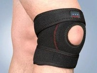 High Quality Kneepad Elastic Adjustable Support knee protector Sports Safety Meniscus Kneecap1pcs