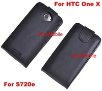 Full Body Cover Case PU Flip Leather Phone Case Mobile Phone Pouch Cell Phone Case For HTC One X S720e