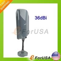 Digital Freeview 36dBi UHF / VHF / FM / DVB-T Amplified Indoor HDTV TV Antenna