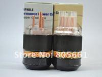 High End Audio Red Copper Hi-End US Male AC power  IEC Plug & AC power plug