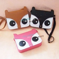 Cherry In The Eden, Free Shipping, 2012 New Style Fox PU Shoulder Bags, Handbag Bags, CH032