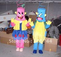 Customized Mascot Costumes Cartoon Costumes Fancy Dress Costumes Free Shipping