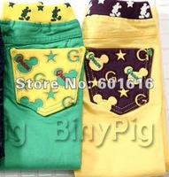 FREE SHIPPING!!   mickey casual pants(retail) for 57 60 66 70 76  (cm)