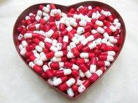 Red Color KOREA DRAMA A Millionaire's First Love Pills, Message Pills, 200pcs/lot
