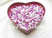 Free Shipping! Purple Color KOREA DRAMA A Millionaire's First Love Pills, Message Pills, 200pcs/lot