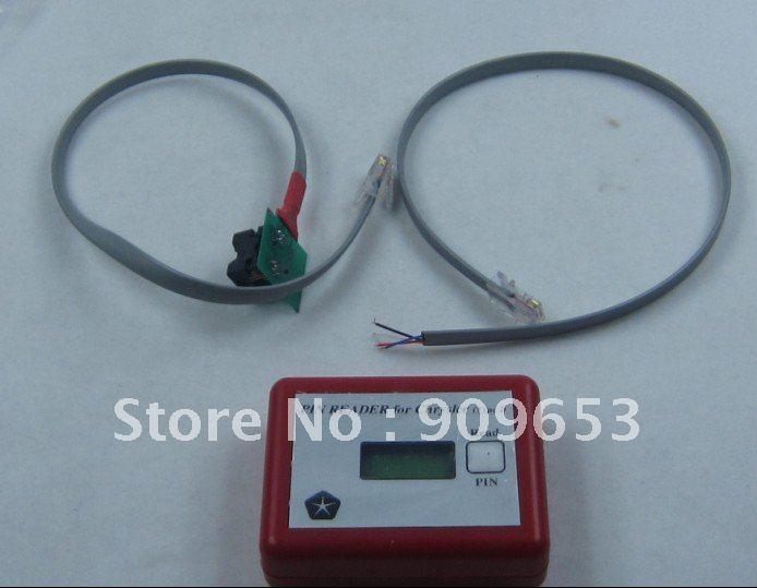Guaranty 100% Chrysler PIN CODE READER free shipping by DHL(China (Mainland))
