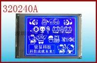 IC:RA8835  graphic LCD display modules 320240A 320x240 Appearance:167.0 109.0x12.0 Field:122.0x92.0 Dot size:0.33x0.33