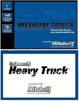 Mitchell Ondemand5 Heavy Truck / Mitchell Medium truck 5.1