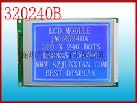 IC:RA8835  graphic LCD display modules 320240B 320x240 Appearance:160.0x109.0x12.0 Field:122.0x92.0 Dot size:0.33x0.33