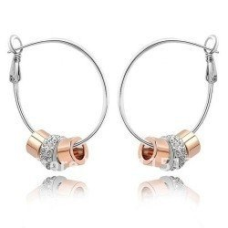 Crystal Earrings Fashion Jewelry Wholesal Free Shipping
