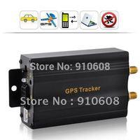 TK103A Vehicle GPS tracker Car Alarm system GPS 103A Quadband cut off fuel