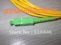 Wholesale of SC-APC Multimode dual-core  3 meters optical fiber jumper