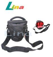 DSLR Camera Case Bag With Rain Cover For Canon 5D II 7D 550D 500D 450D 50D 1000D Free Shipping