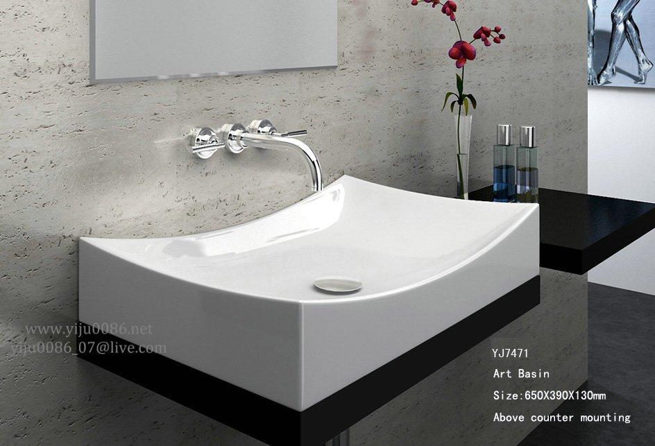 Modern Bathroom Basins : Basin/Modern Design Sanitary Ware Basin bathroom basin
