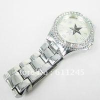 Наручные часы 11 colors princess table punk vintage bronze rivet watch geuiune cow leather watch